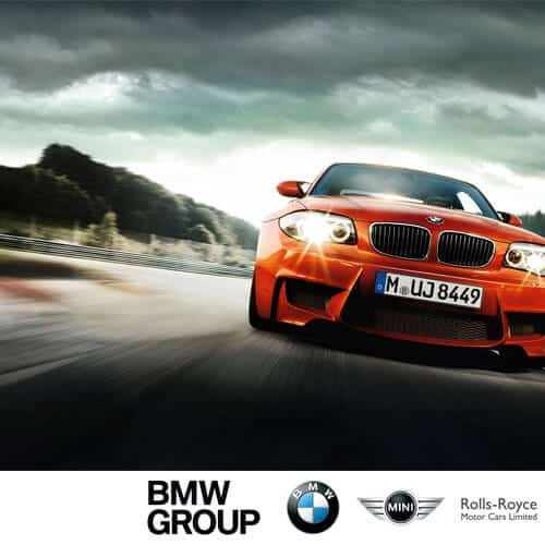 BMW Global Website Relaunch